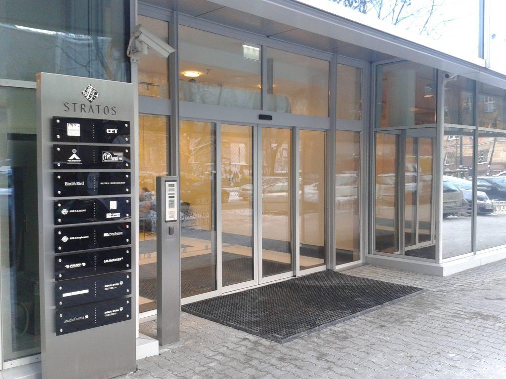 drzwi automatyczne Warszawa