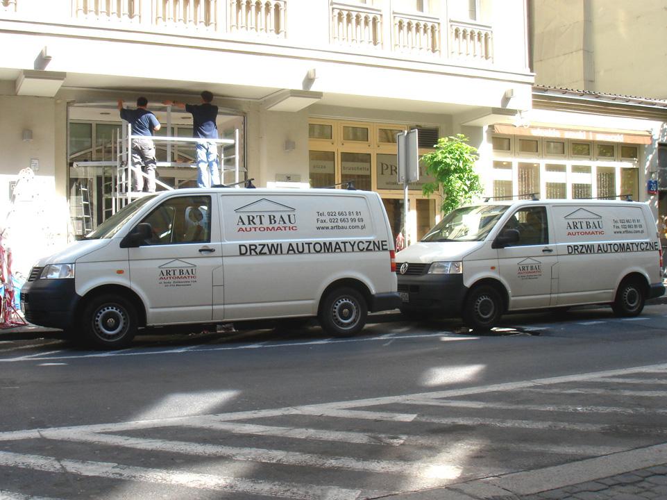 serwis drzwi automatycznych Warszawa